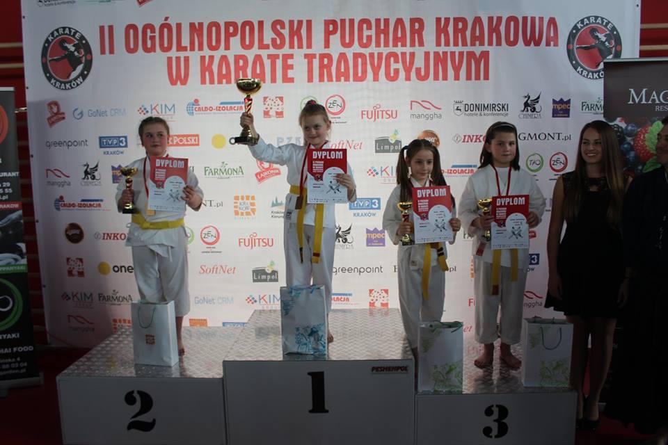 II Ogólnopolski Puchar Krakowa w Karate Tradycyjnym 25.03.2017 r.