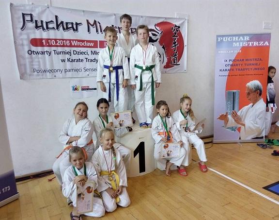 IX Puchar Mistrza w Karate Tradycyjnym Pamięci Sensei H.Nishiyamy 2016