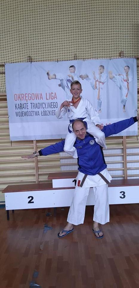 Okręgowa Liga Karate, Ozorków                      19.10.2019 r.