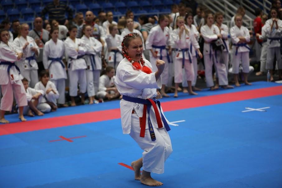 II Mistrzostwa Świata Dzieci w Karate Tradycyjnym, Brno 10.11.2019 r.