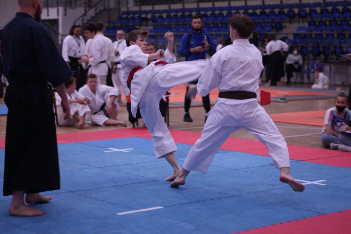 V Turniej Wiosenny o Puchar Łodzi w Karate Tradycyjnym